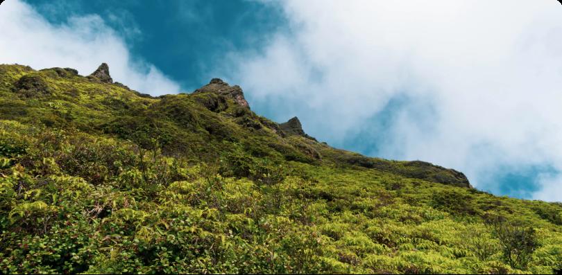 la Soufrière, Guadeloupe