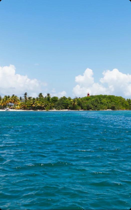 Îlet du Gosier, Guadeloupe