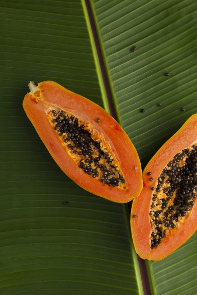 papaye de guadeloupe