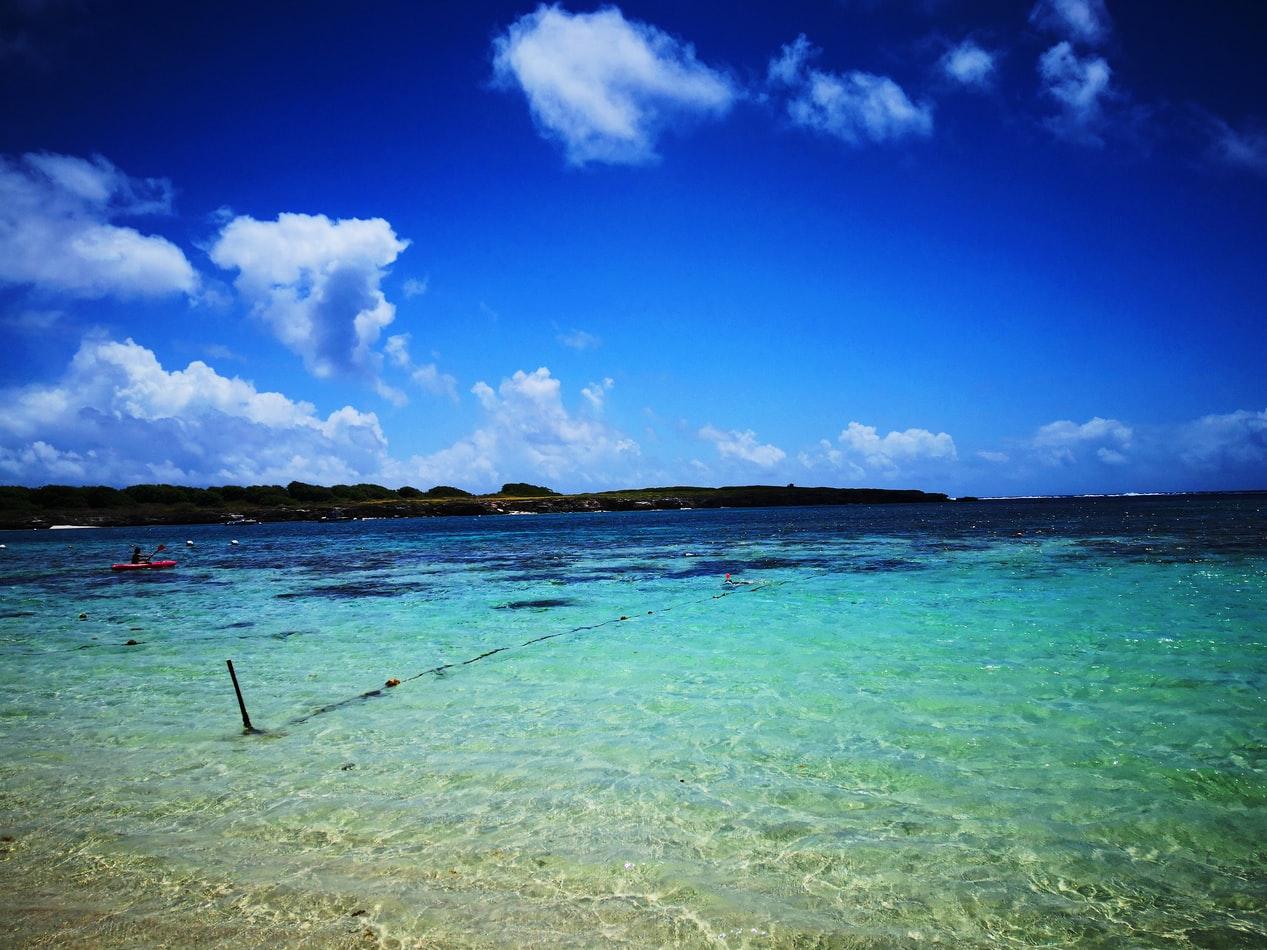 Petite Terre en Guadeloupe